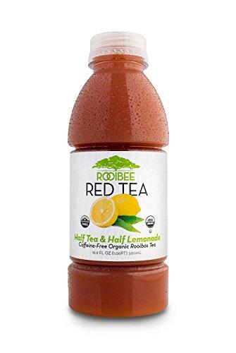 Rooibee Roo Red Tea, 16.9 Ounce (Pack of 12)