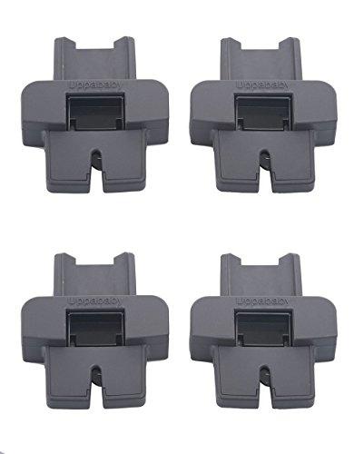 Joovy Twin Roo+ Car Seat Adapter, UPPAbaby