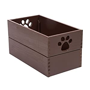Amish Handcrafted Dynamic Accents Pet Toy Box durable service