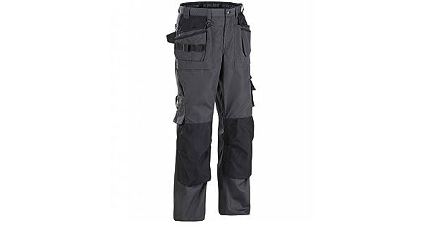 Blaklader Workwear Lightweight Craftsman Trouser Darkgrey//Black