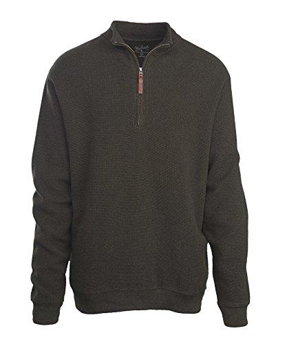 woolrich-mens-bromley-half-zip-sweater-dark-loden-heather-x-large
