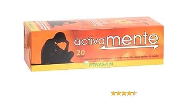 Activamente Premium 15 viales de Pinisan: Amazon.es: Salud y cuidado personal