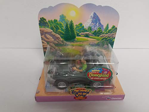Dusty 2000 Disneyland Autopia Play Cars by Chevron with Postcard and Stickers
