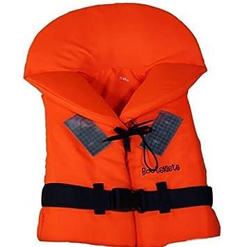 ISO Rettungsweste Schwimmweste Feststoffweste Größenwahl