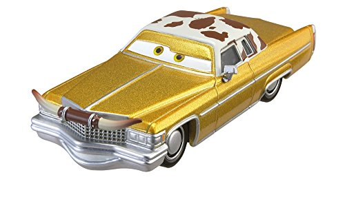 Disney Pixar Cars 3 Tex Dinoco Die-Cast Vehicle from Disney Cars