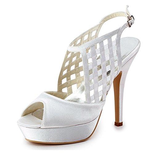 pour Ivory Minitoo Escarpins femme Heel 12cm zww1A5q