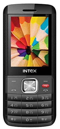 Intex Lions G1  Black and Grey