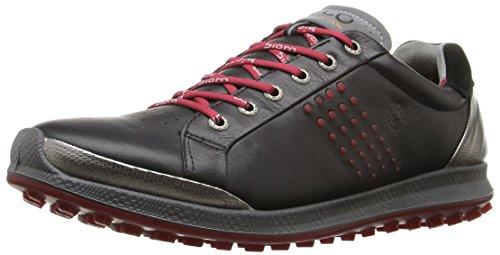 Ecco Men's Biom Hybrid 2 Golf Shoe,Black,42 EU/8-8.5 M US