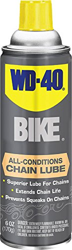 WD-40 Bike Chain Lube, Bike Wash, Chain Cleaner &...