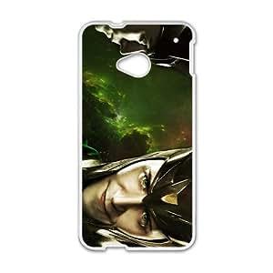 GKCB Loki Tom Hiddleston War Cell Phone Case for HTC One M7