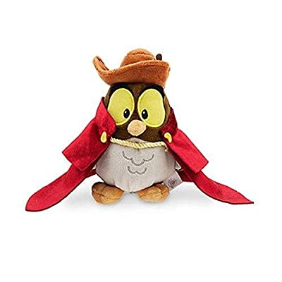 "Disney Sleeping Beauty Animator Collection 6"" Owl Soft Plush Toy: Toys & Games"