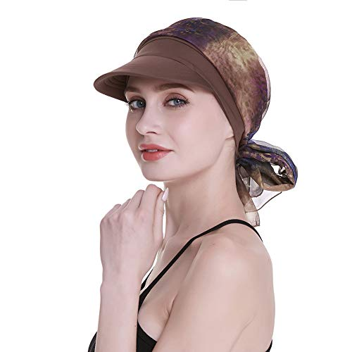 Baseball Caps for Breast Cancer Women Chemotherapy Medical Treatment Brown Best Grandma Womens Cap