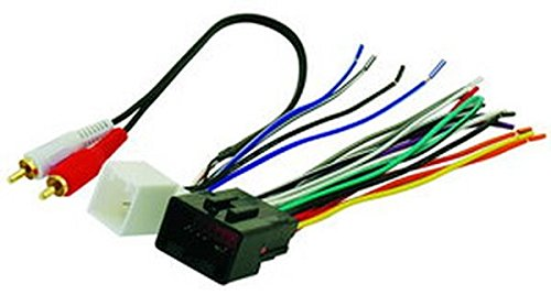 amazon com scosche fdk13b amplifier replacement harness for Alpine Stereo Harness 2006 Ford Focus fdk106 wiring harness
