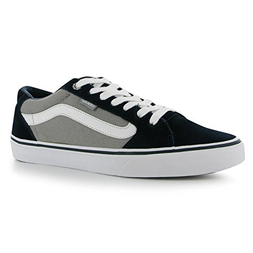 scarpe tela uomo vans