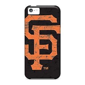 Best Hard Cell-phone Case For Apple Iphone 5c (AUy2053zPMP) Unique Design Nice San Francisco Giants Skin