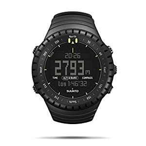 Suunto Men's Core Watch-Black