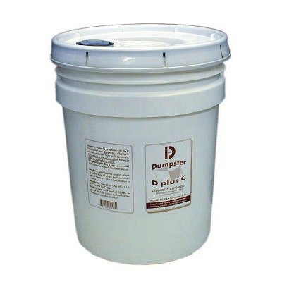 Big D Industries 178 Dumpster D Plus C, Neutral, 25lb, Bucket