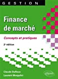 Image de Finance de Marché : Concepts et pratiques