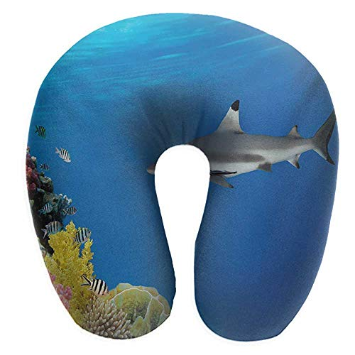 BlountDecor U-Shaped Pillow,11.8