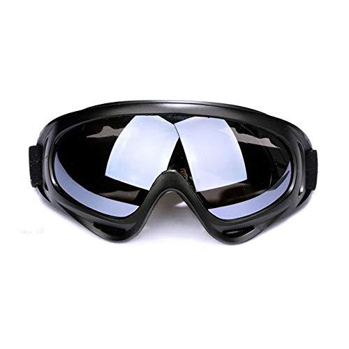 Óculos Goggles Airsoft Paintball Moto Esqui (Fumê)
