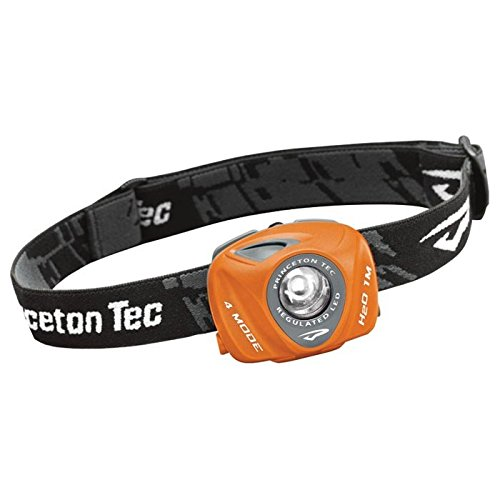 Princeton Tec EOS-OR/GY Princeton Eos Headlamp Orange With Graphite (Heads E-tec)