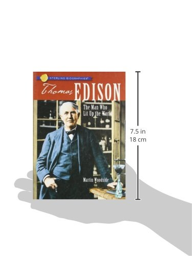 a summary of sterling norths book young thomas edison