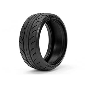 HPI Racing 4402 Super Drift Tire, A-Type, 26mm (2)