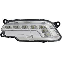 NEW DRIVER SIDE DAY TIME RUNNING LIGHT FITS MERCEDES E400 E500 13-14 2128200756 MB2562100 212-820-07-56 212 820 07 56