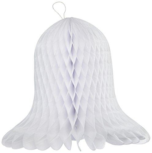 Pkgd Westminster Bells (white)    (2/Pkg) (Bell White Westminster)