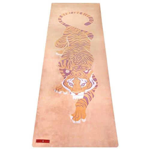 Peace Yoga Microfiber Top Hot Yoga Mat ()