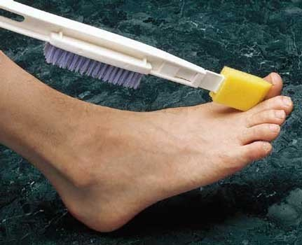 Dr Joseph's Diabetic Foot Care Kit with Body Sponge