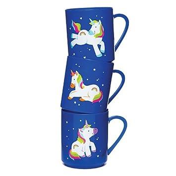 Baker Ross Tazas de Unicornios de Colores para niños Bolsas Sorpresa ...