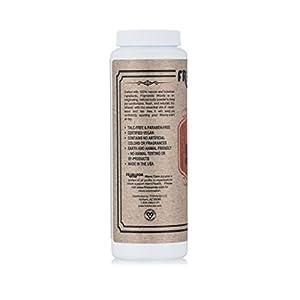 Fromonda Woody Talc-Free Body Powder, 100% Natural Ingredients, Cedarwood & Tea Tree Scent, 5 oz