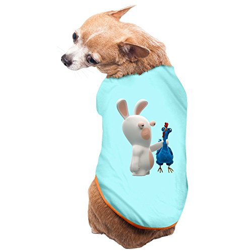 pipi-so-cute-cartoon-rabbids-invasion-logo-fashion-dog-shirt