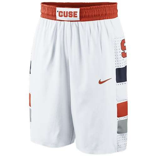 Syracuse Orange Replica Basketball Shorts - Men - M (Shorts Syracuse Mens)