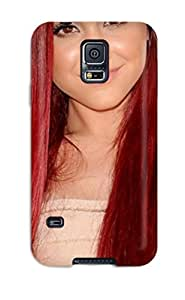 (GhvfMUq165gRaLg)durable Protection Case Cover For Galaxy S5(ariana Grande Hair Color)