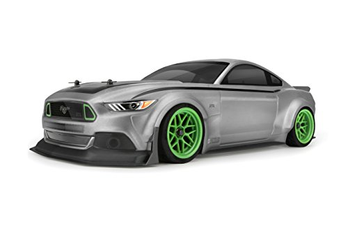 HPI Racing 115126 RS4 Sport 3 2015 Ford Mustang RTR Spec 5 Vehicle ()