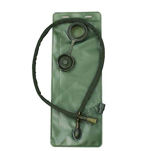 hkyiyo 3Liter/100oz EVC Hydration Wasserreservoir Professional Military Blase Tasche für Outdoor Radfahren, Klettern, Wandern