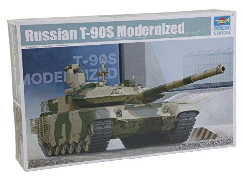 Trumpeter Russian T-90S Modernized Model Kit