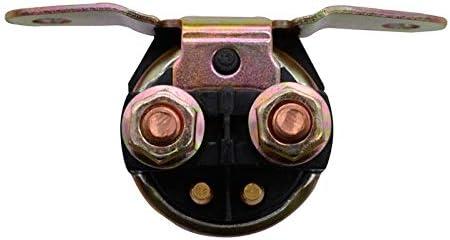 LIWENCUI Moto d/émarreur soleno/ïde for Suzuki GS 1150 GS1150 GN125 GN 125 400 GS300 GSF GSF400 GS500 GSX600 GSX 600 LS650