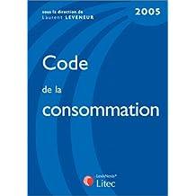 CODE DE LA CONSOMMATION 2004