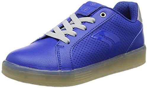 low priced 5bbda 7e22f Geox J Kommodor B, Zapatillas para Niños, Azul (Royal Silver),