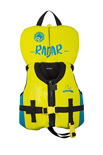 - Radar Boy's - CGA Life Vest - Blue/Yellow - Infant/Toddler (Up to 30lbs) (2019)
