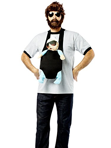 Rasta Imposta Alan From the Hangover Adult Costume Up to 6'3 ()