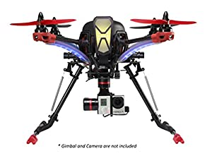 RC Logger Aerial Photography Drone for GoPro camera, Custom flight path, Long flight time with Altitude hold and Position hold functions from CEI Conrad Electronic International (HK) Ltd.