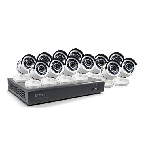 Swann SWDVK 1645912 US Channel Security cameras