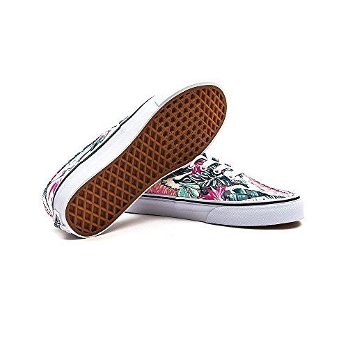 Fashion Authentic Sneaker True Multi Canvas White Ankle Vans Tropical High dxYqwYFX