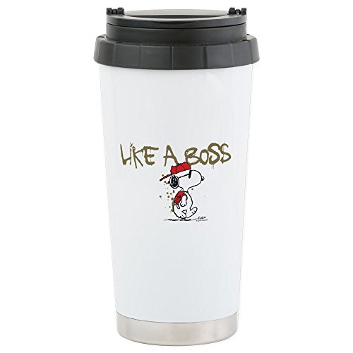 CafePress Peanuts Stainless Insulated Tumbler product image