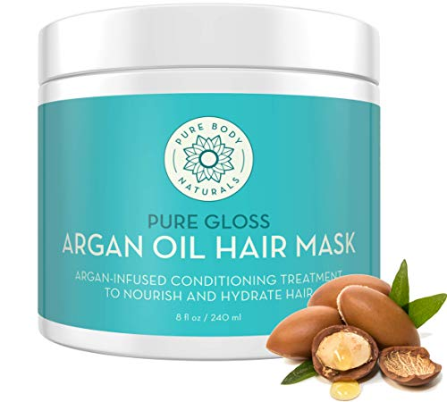 Pure Body Naturals Argan