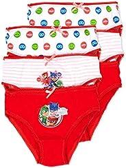 PJ Masks Girls Underwear - Briefs 6-Pack